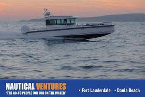 New Axopar 28 CABIN28 CABIN Center Console Fishing Boat For Sale