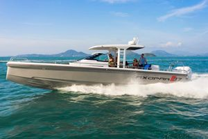 New Axopar 37 TT37 TT Center Console Fishing Boat For Sale