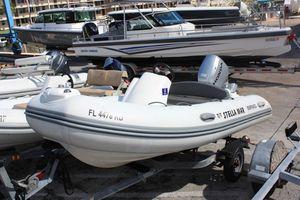Used Brig Inflatables 340 Eagle340 Eagle Tender Boat For Sale