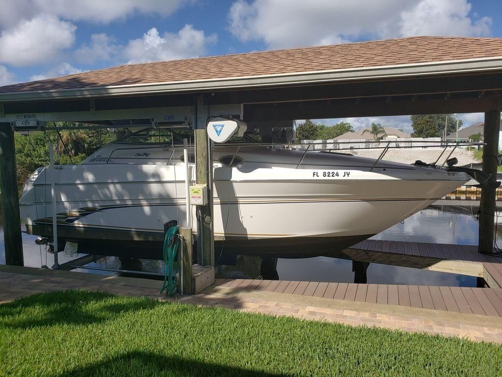 1998 Used Sea Ray 270 Sundancer Cruiser Boat For Sale - $20,000