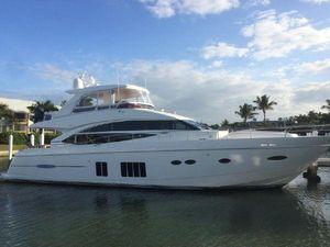 Used Princess 72 Motor Yacht72 Motor Yacht Cruiser Boat For Sale