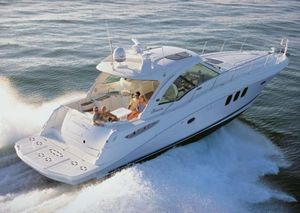 Used Sea Ray 48 Sundancer Sports Cruiser Boat For Sale