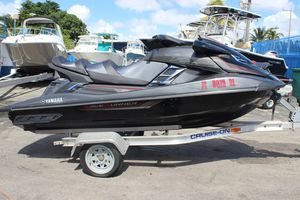 Used Yamaha Waverunner FX Cruiser SVHOFX Cruiser SVHO Personal Watercraft For Sale