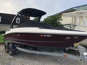 Used Sea Ray 210 SLX Sports Cruiser Boat For Sale