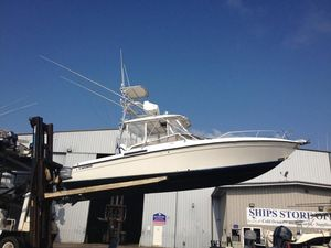 Used Contender 35 Side Console Sports Fishing Boat For Sale