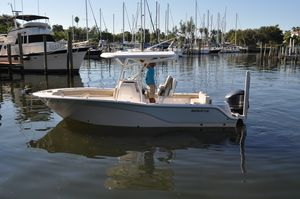 Used Sea Fox 249 Avenger Saltwater Fishing Boat For Sale