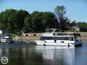Used Skipperliner 630 SL House Boat For Sale