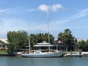 Used Trumpy 53 Cruiser Sailboat For Sale