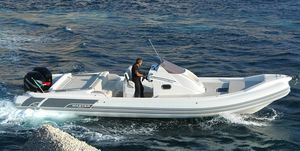 Used Master 996 Magnum Tender Boat For Sale