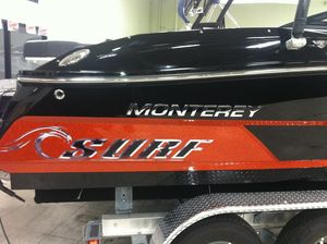 New Monterey 218 Surf218 Surf Bowrider Boat For Sale