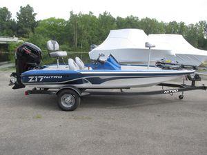 New Nitro Z17Z17 Bass Boat For Sale