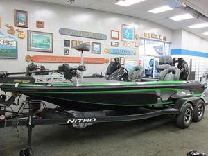 New Nitro Z19 ProZ19 Pro Bass Boat For Sale