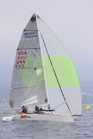 Used Melges 24 Racer and Cruiser Sailboat For Sale