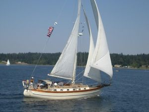 Used Ta Shing Panda 40 Cruiser Sailboat For Sale