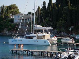 Used Lagoon 52 Catamaran Sailboat For Sale