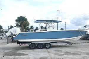 Used Mako 334 CC Center Console Fishing Boat For Sale