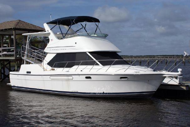 Used Bayliner Motorsailer Boat For Sale