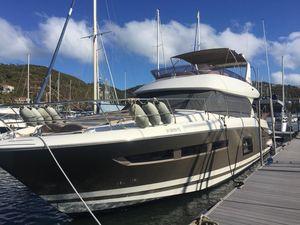 Used Prestige 620 Flybridge Boat For Sale