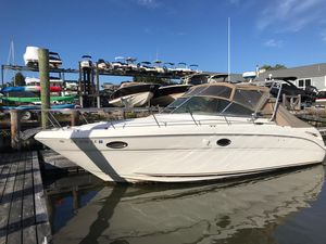Used Sea Ray Amberjack 290 Cruiser Boat For Sale