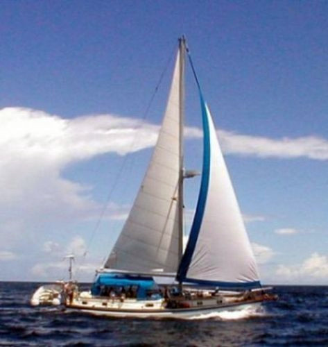 Used Cape Dory Intrepid Racer and Cruiser Sailboat For Sale