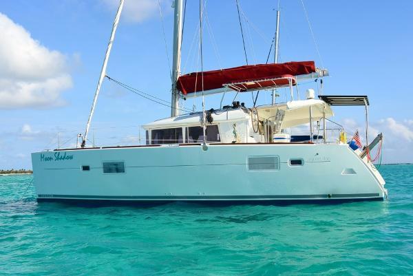 Used Lagoon 400 Catamaran Sailboat For Sale