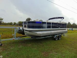 Used Sylvan Mirage 8522-4PT Pontoon Boat For Sale