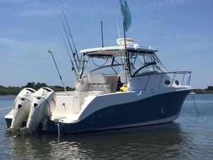 Used Striper 2901 Walk Around O/B (dual Engine) Sports Fishing Boat For Sale