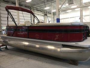New Crest II 220 SLCII 220 SLC Pontoon Boat For Sale