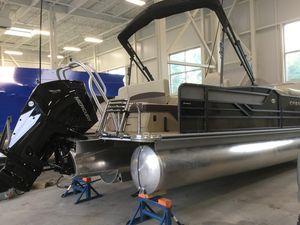 New Crest Classic 230 SLSClassic 230 SLS Pontoon Boat For Sale