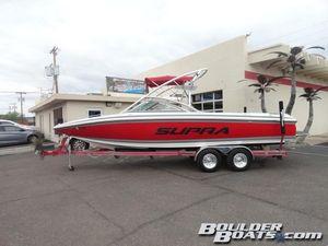 Used Supra 24 SSV24 SSV Ski and Wakeboard Boat For Sale