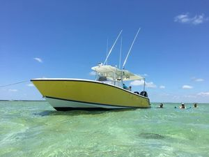 Used Seavee 34 CC Center Console Fishing Boat For Sale