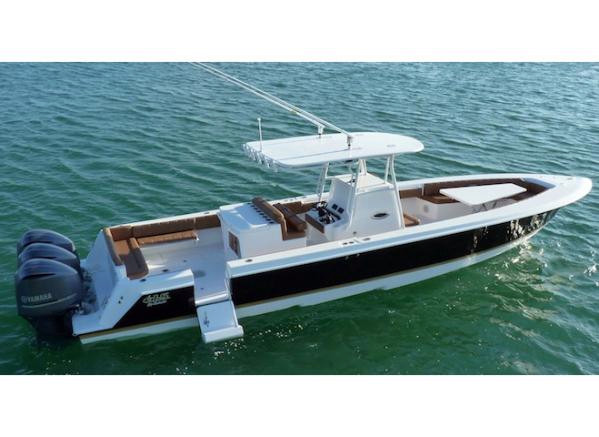 Used Contender 39 Ls Center Console Boat For Sale