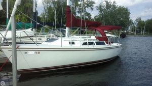 Used Catalina 28 Sloop Sailboat For Sale