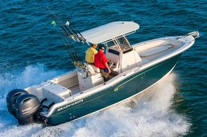 Used Grady-White Fisherman 257 Center Console Fishing Boat For Sale