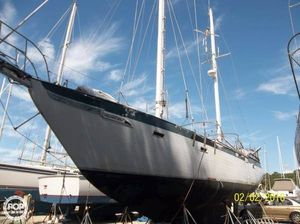 Used Hardin 45 Ketch Sailboat For Sale