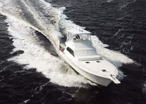 Used Post 46 II Saltwater Fishing Boat For Sale