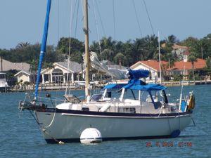 Used Hallberg-Rassy 35 Center Cockpit Cruiser Sailboat For Sale