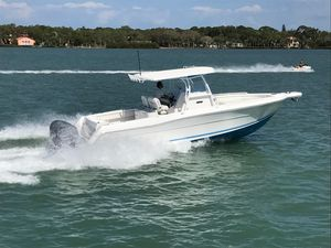 New Stamas Yacht 326 Tarpon Demo Sports Fishing Boat For Sale