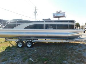 New Bennington 22 SS Pontoon Boat For Sale