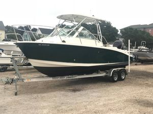 Used Trophy 2302 Walkaround2302 Walkaround Other Boat For Sale