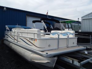 Used Sweetwater 23/80fs Pontoon Boat For Sale