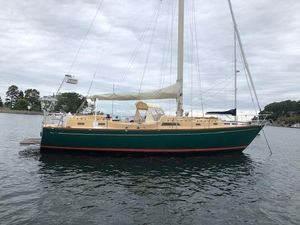 Used Caribe Gurney 41 Cruiser Sailboat For Sale