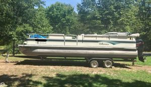Used Odyssey Millenium 24 Pontoon Boat For Sale