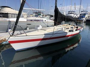 Used Pacific Boats Olson 30 Cruiser Sailboat For Sale