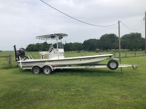 Used Shoalwater 23 Cat23 Cat Skiff Boat For Sale
