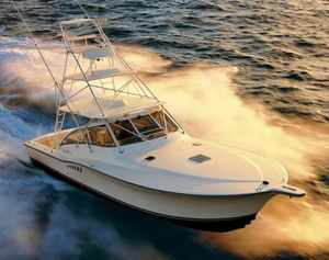 New Albemarle 410 Express Fisherman Motor Yacht For Sale