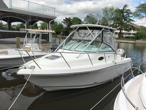 Used Robalo R265 Walkaround Cruiser Boat For Sale