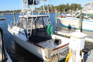 Used Topaz 29 Express Sports Fishing Boat For Sale