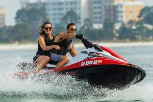 New Yamaha Waverunner EX DeluxeEX Deluxe Personal Watercraft For Sale