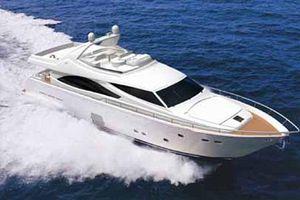 Used Ferretti Yachts 830 Motor Yacht For Sale